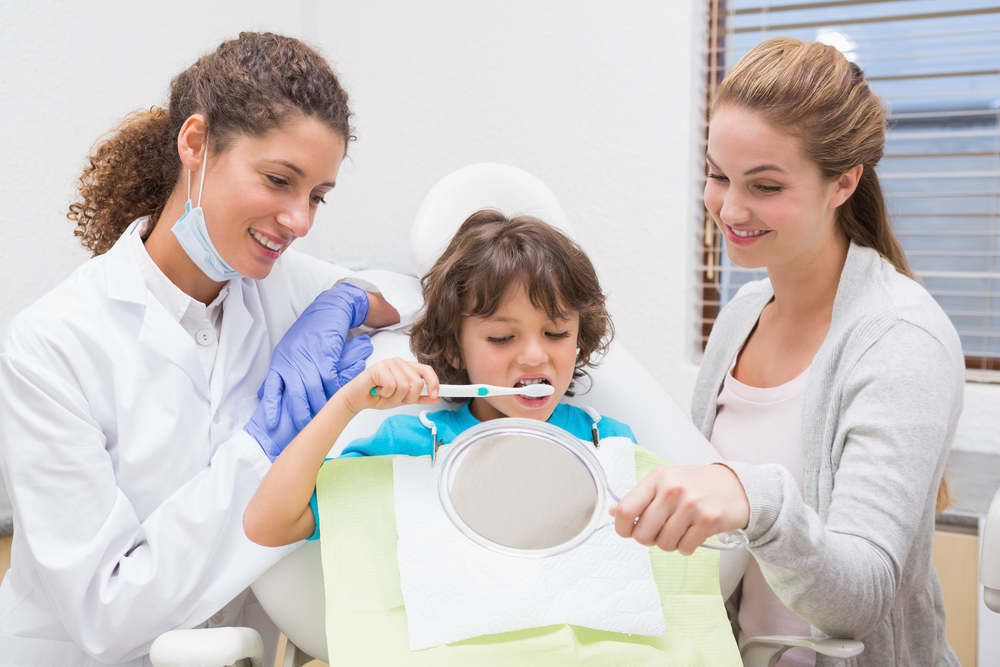 who is the best family dentist in boynton beach