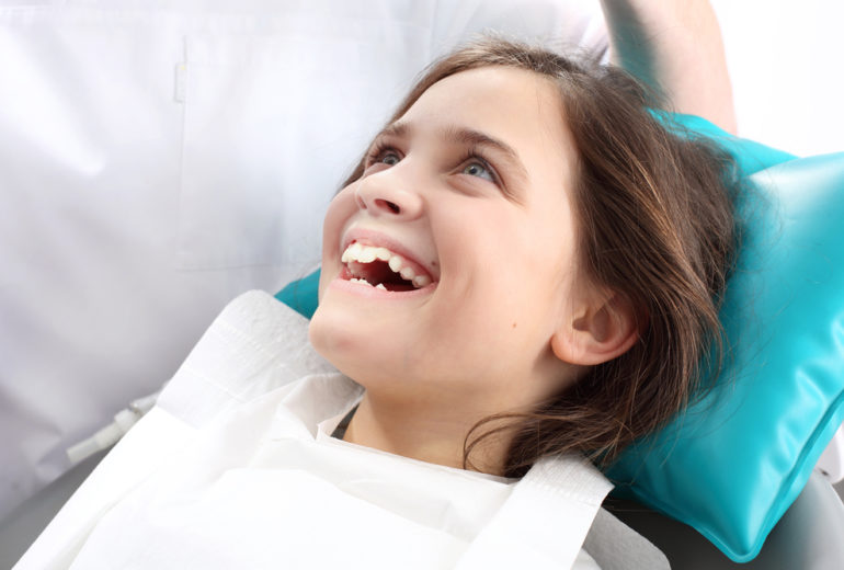 Does my kid need a childrens dentist in boynton beach?